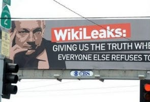 WikiLeaks site comes under attack
