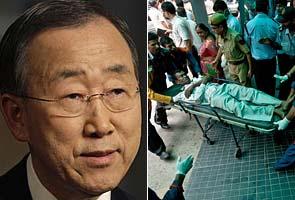 Delhi High Court blast: UN Security Council, Ban Ki-moon condemn attack