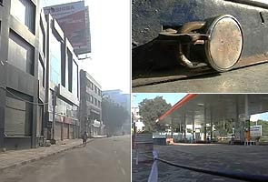 Telangana crisis: Bandh in Hyderabad, talks in Delhi