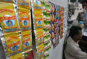 Gutka, pan masala now banned foods in new govt guidelines