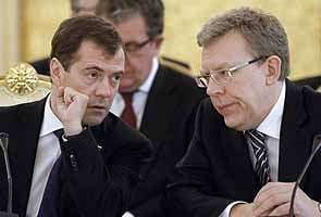 Russian finance minister resigns after spat with Medvedev