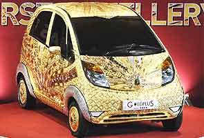 A Nano car worth Rs 22 crore