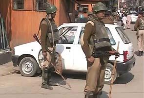 Another grenade attack in Kashmir, three injured