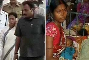 45 infant deaths in one week in West Bengal, Mamata silent