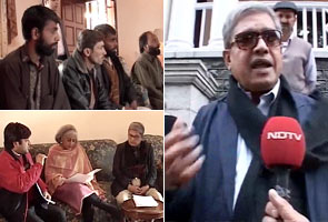 What Kashmir interlocutors have recommended to govt