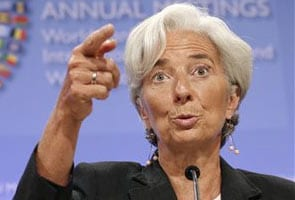 Global economic outlook has worsened, says International Monetary Fund chief