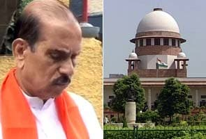 Supreme Court indicts Manohar Joshi over land misuse case