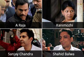 2G scam: Charges against Raja, others