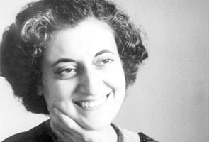 Government spends crores on ads for Indira Gandhi