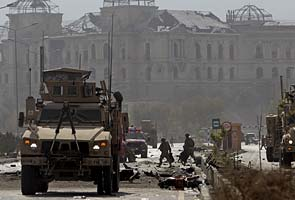 Kabul suicide attack leaves 13 US soldiers dead