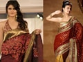 Drape that Kanjeevaram, Benarasi this Diwali