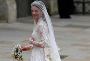 Kate's wedding dress delivers bumper year for Bucks Palace