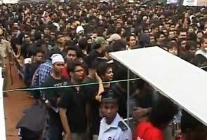 Metallica all set to rock Bangalore today
