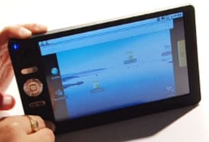 Made in India tablet now a reality