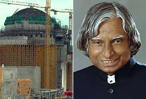 Kalam suggests 10-point development programme for Kudankulam