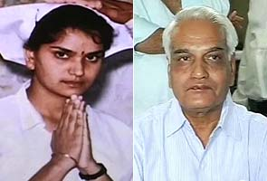 Ex-Rajasthan minister Maderna confesses to a relationship with Bhanwari Devi
