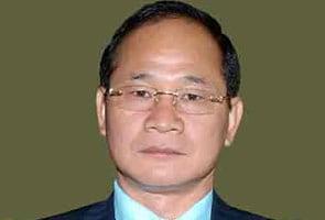 Nabam Tuki sworn in as Chief Minister of Arunachal Pradesh