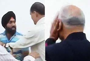 Sharad Pawar slapped for 'price rise', NCP workers protest in Maharashtra