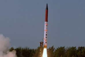 'Agni-IV better than Pakistan's missile, among world's best'