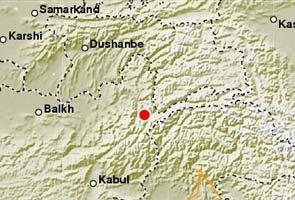 Earthquake in Hindukush, tremors felt in north India