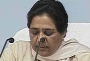 Mayawati sacks more UP ministers, toll reaches 15