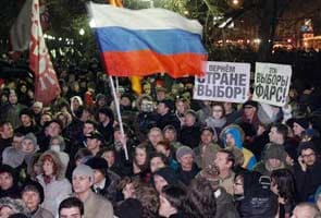 Anti-Putin protests: Opposition leaders, hundreds of activists held