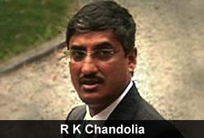 2G case: RK Chandolia gets bail despite CBI objections