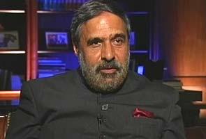 Full transcript: Commerce Minister Anand Sharma speaks to NDTV on FDI
