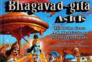 Indian legal eagles to battle 'ban Gita' move in Russia