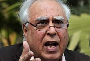 Kapil Sibal accused of conflict of interest with Copyrights Bill