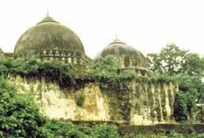 Babri Masjid demolition just an incident, says Supreme Court