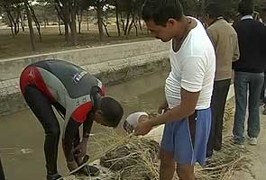 Bat used to smash Bhanwari's skull recovered by police divers