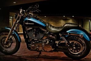 Harley-Davidson introduces two bikes at lower price