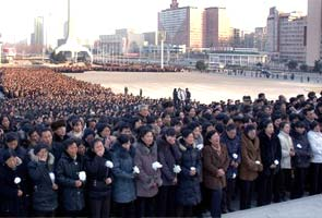 North Korea to punish 'non-mourners': Report