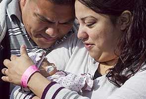 Meet the world's third-smallest baby
