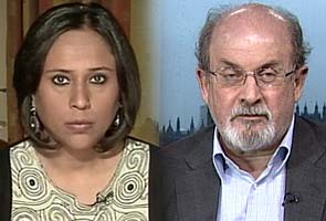 Full transcript: I'm returning to India, deal with it - Salman Rushdie to NDTV