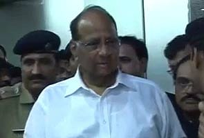Want alliance with Pawar's party for Mumbai polls, says Congress