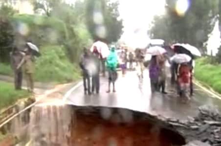 Rain cripples Thiruvananthapuram, 5 killed