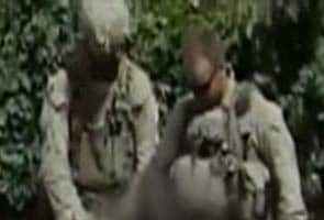 US probes video depicting Marines urinating on Taliban corpses