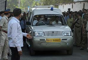 Anuj Bidve's body brought back to Mumbai; last rites today evening in Pune