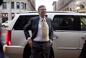 Bill Gates pledges 750 million dollars to fight killer diseases
