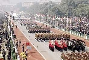 Woman leading IAF contingent among many firsts at R-Day parade