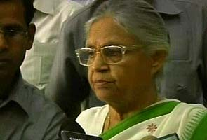 Rushdie welcome in Delhi, says Chief Minister Sheila Dikshit