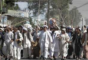UN complex attacked in Afghan Quran burning protest