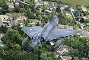 Air Marshal survives Mirage fighter jet crash