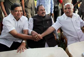 BJP's 'Chintan Manthan' begins today; Yeddyurappa holds show of strength