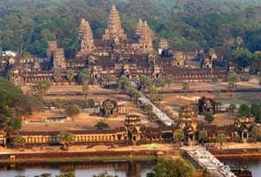 India starts building replice of Cambodia's Angkor Wat