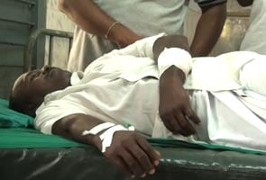 Indian fishermen attacked, allegedly by Sri Lankan navy