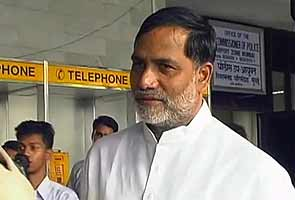 Tainted Congress leader Kripashankar Singh's security withdrawn