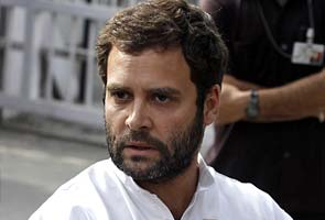 I take responsibility, says Rahul Gandhi about UP results